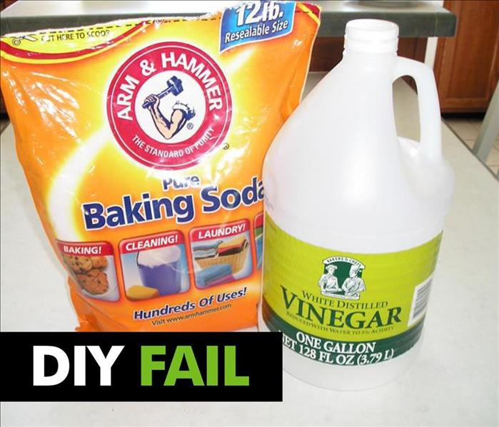 General Why You Shouldn't Clean with Baking Soda & Vinegar