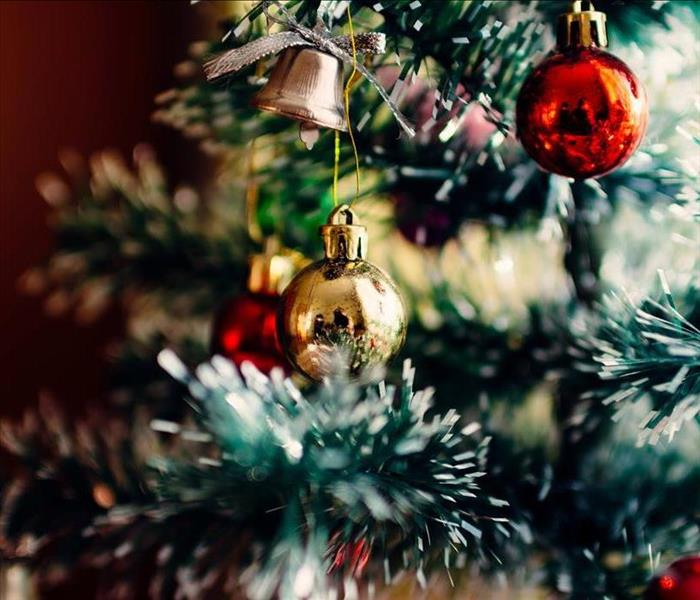 Fire Damage Keep your Christmas Tree Watered to Avoid Fire